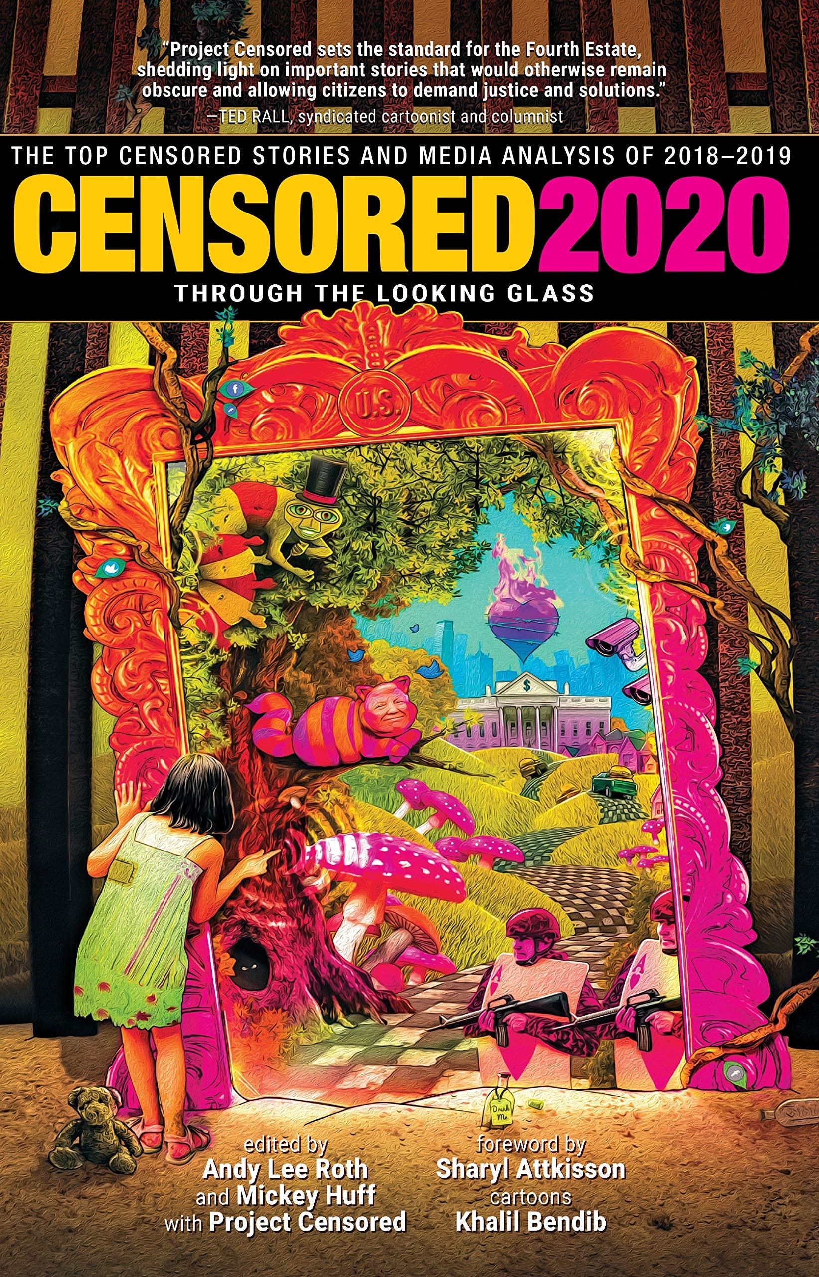 Amazon.com: Censored 2020 (9781609809607): Andy Lee Roth ...