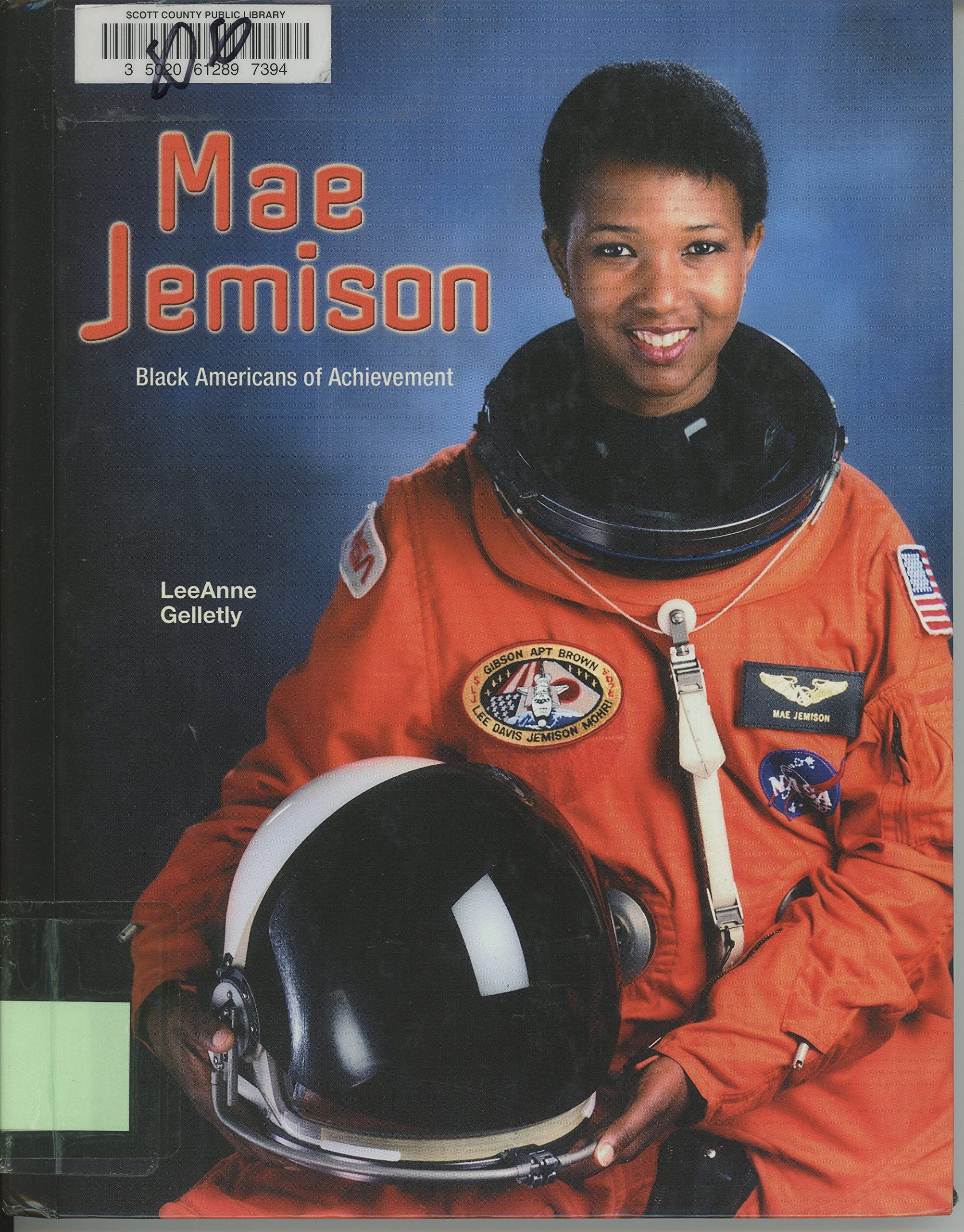 Mae Jemison (Black Americans of Achievement) pdf epub