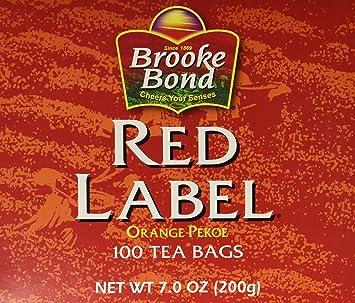 Red Label Tea 100 bags
