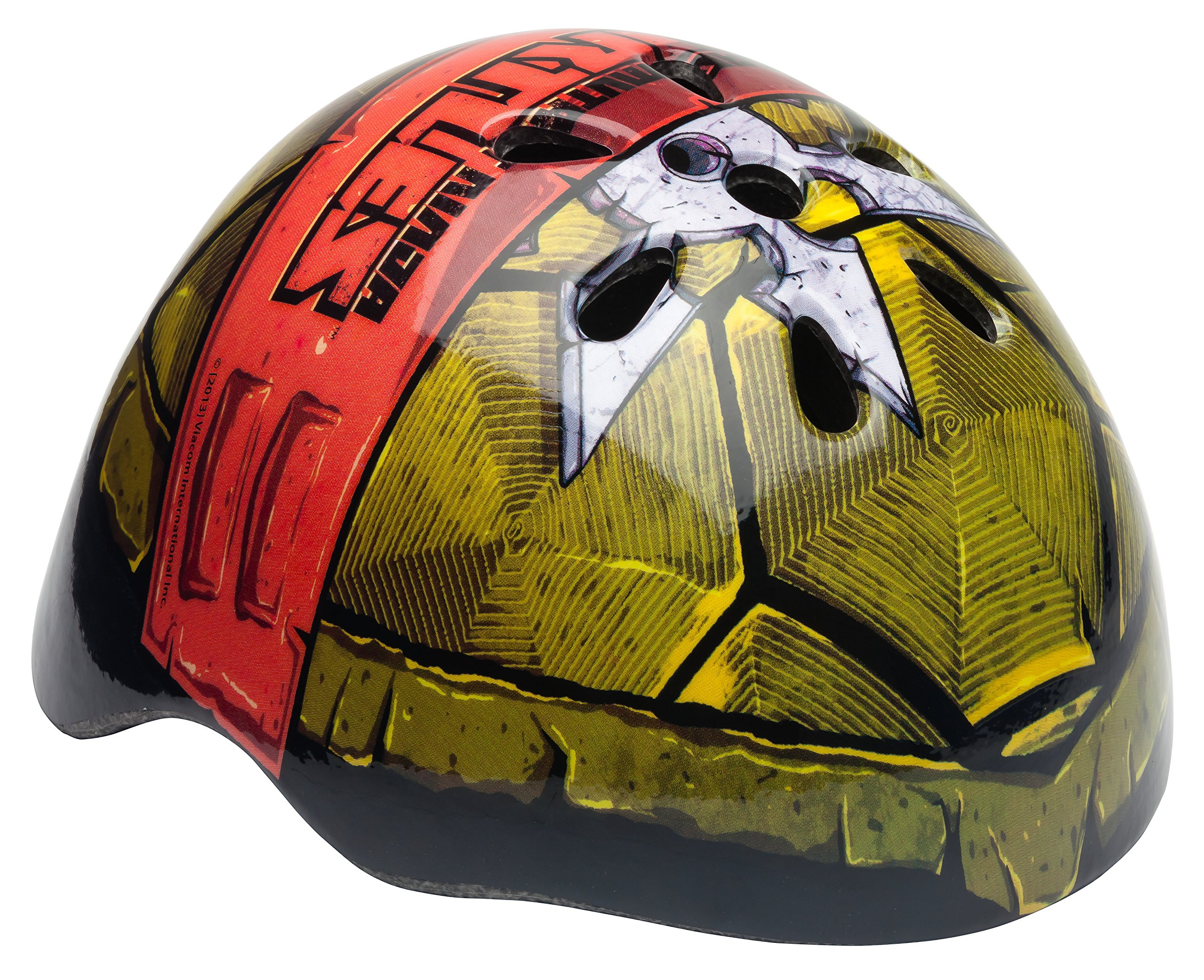 Nickelodeon Teenage Mutant Ninja Turtles Child Helmet by Nickelodeon