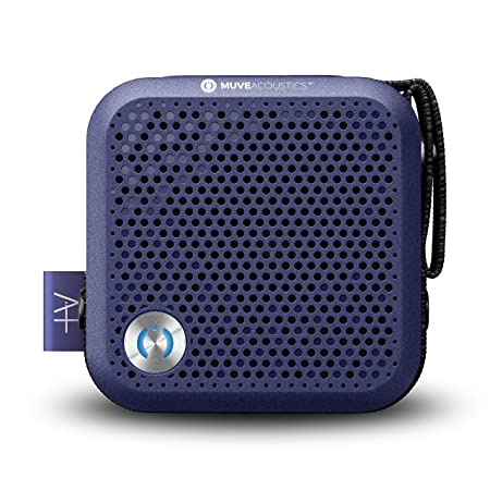 Review MuveAcoustics Portable Bluetooth Speaker