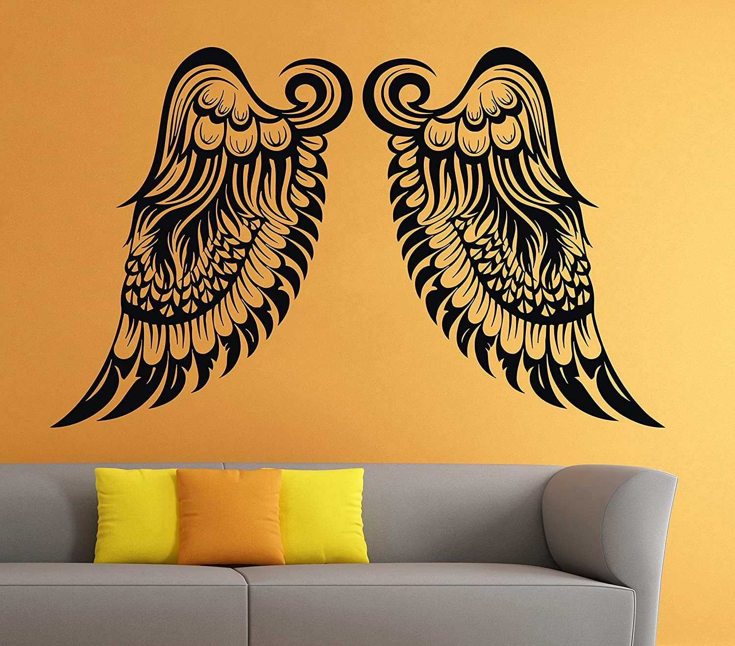Fancy Diy Angel Wings Wall Decor Picture Collection - The Wall Art ...