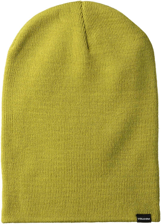 Volcom HAT メンズ B0794ZCFZY  RSG_イエロー US O/S (FREE サイズ)