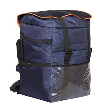 6e94a2c8c0d TRIAGE Polyester 85 ltrs Blue Luggage Bag  Amazon.in  Bags, Wallets    Luggage