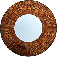 LuLu Decor, Mosaic Wall Mirror