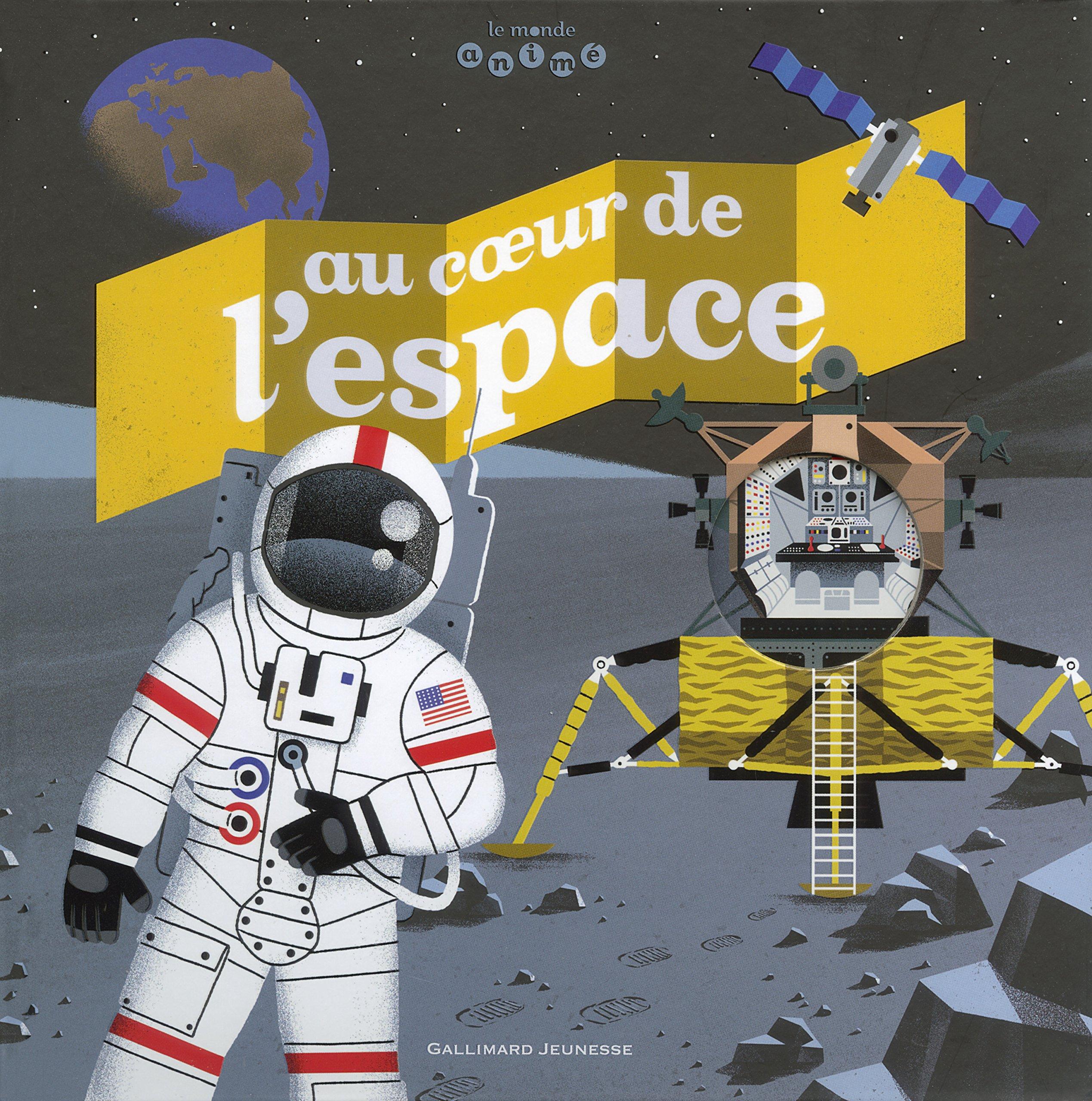 Au cœur de l'espace Album – 24 septembre 2015 Christophe Chaffardon Kiko Au cœur de l' espace Gallimard Jeunesse