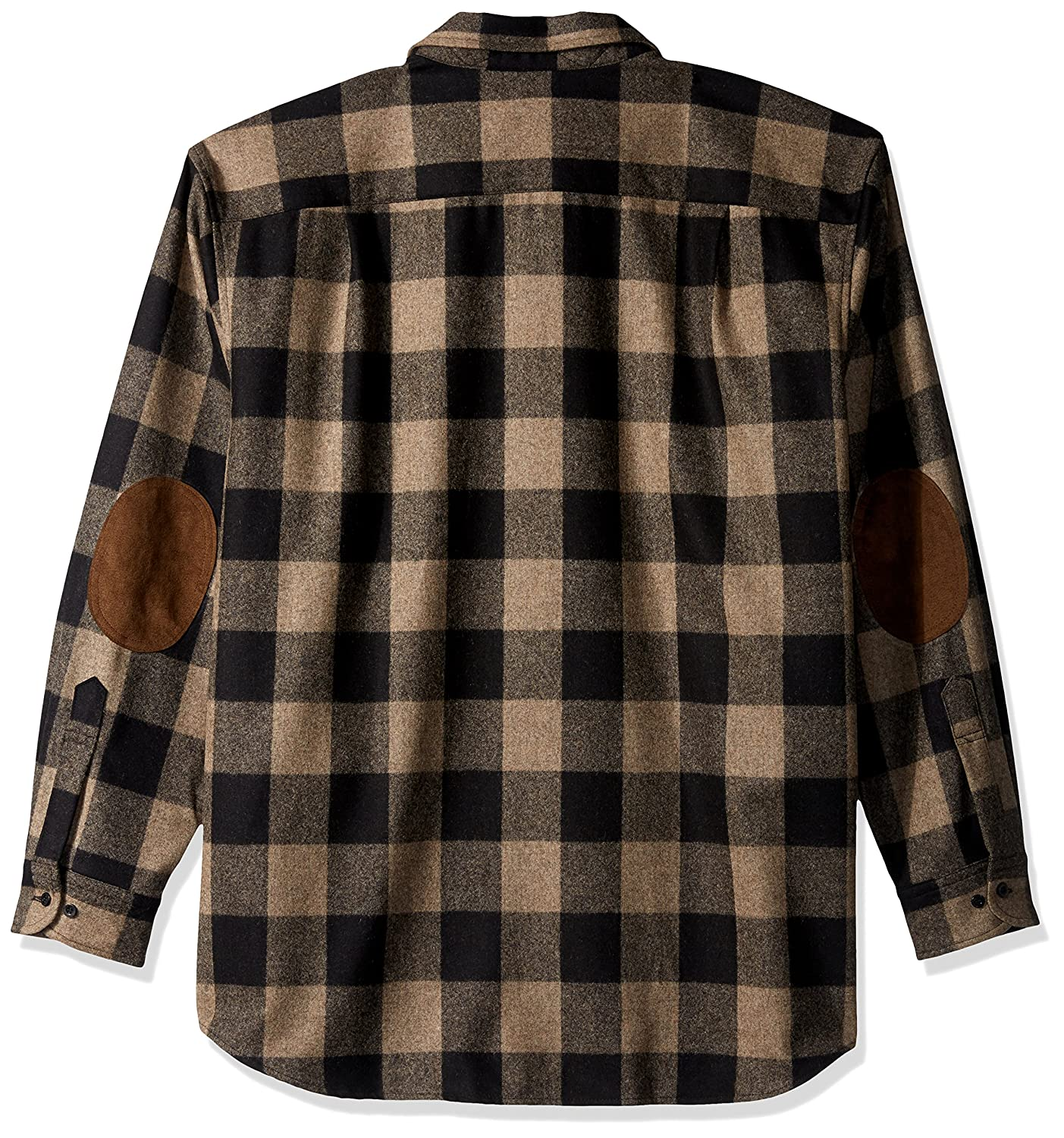 Pendleton Mens Long Sleeve Button Front Classic-fit Trail Shirt