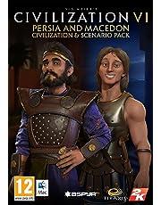 Sid Meier's Civilization VI - Persia and Macedon Civilization & Scenario Pack  (Mac) [Code Jeu Mac - Steam]