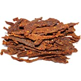 People's Choice Beef Jerky - Carne Seca - Limón Con Chile - Sugar-Free, Carb-Free, Gluten-Free, Keto-Friendly Meat Snack - 1 LB Bag