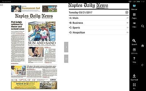 Naples Daily News Print Edition