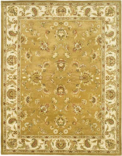 Reviewed: Safavieh Heritage Collection HG816A Handmade Traditional Oriental Premium Wool Area Rug