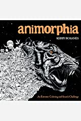 Animorphia: An Extreme Coloring and Search Challenge Paperback