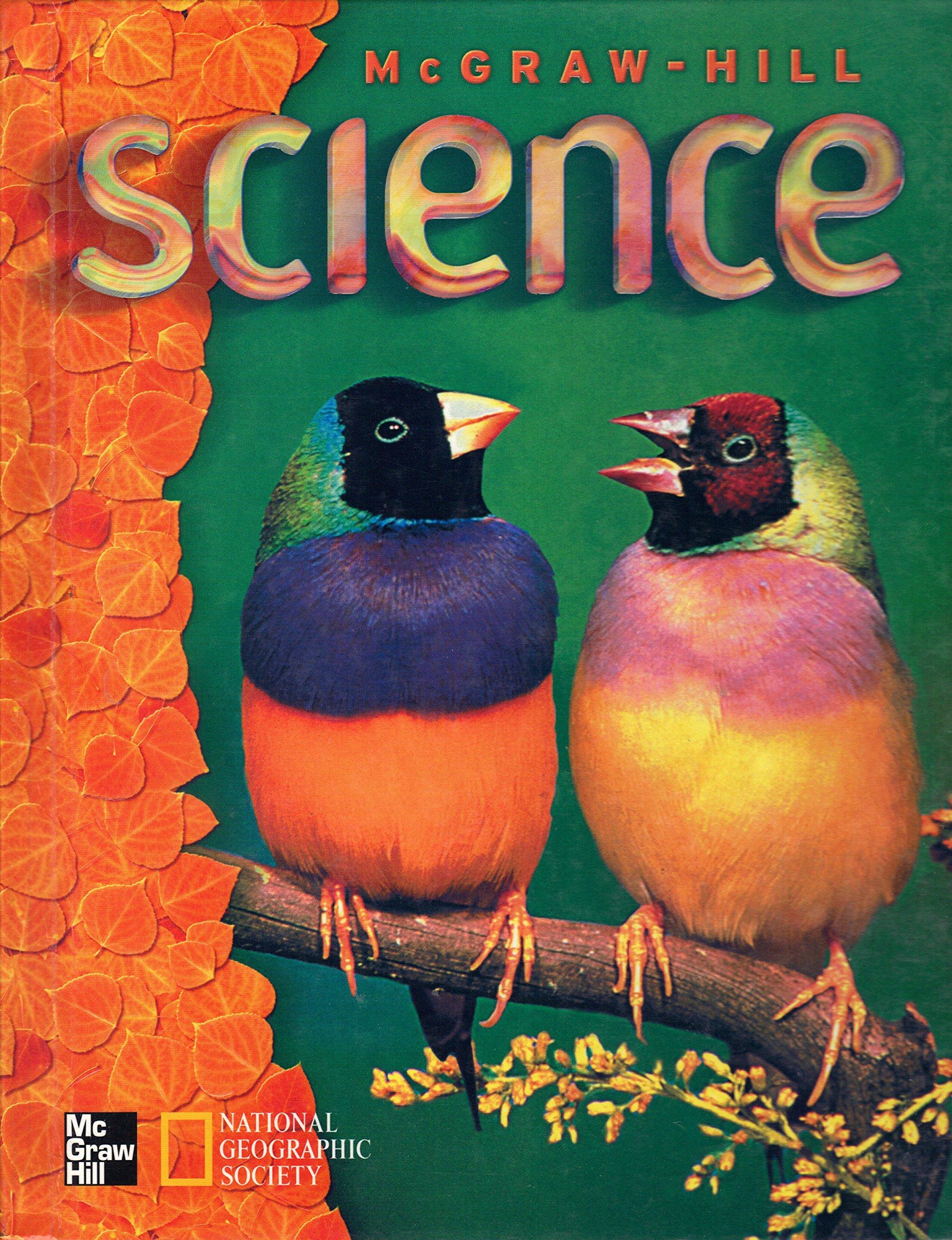 McGraw-Hill Science Grade 3
