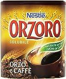 Nestlé Orzoro Orzo e Caffè Orzo Solubile e Caffè, 120g