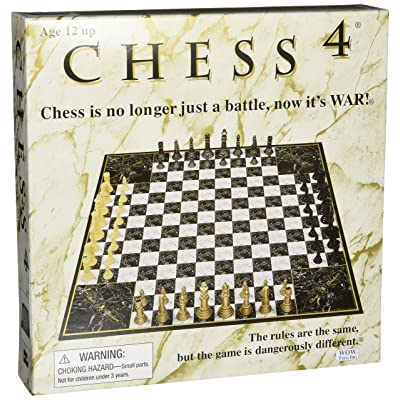 John N. Hansen: Chess 4: Toys & Games