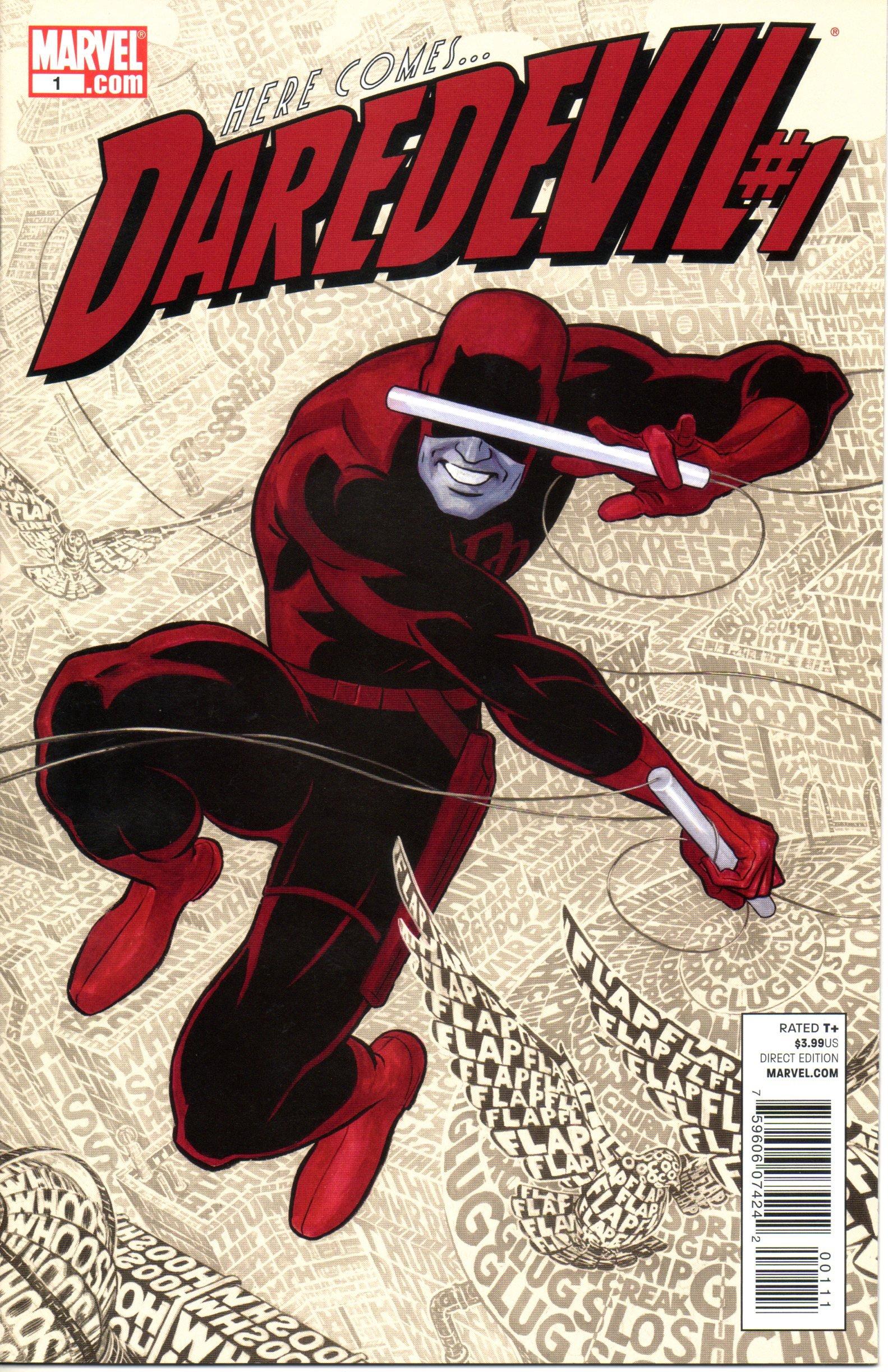 Here Comes Daredevil #1 Mini Series Vol.1 pdf
