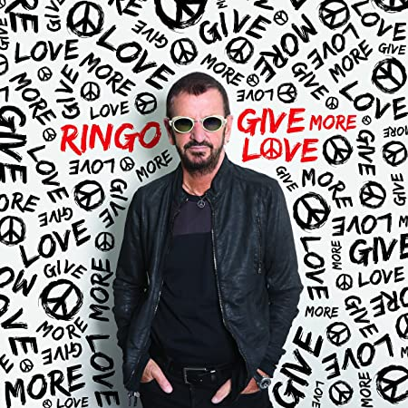 "The Beatles Polska: ""Give More Love"" - singiel z nowego albumu Ringo"