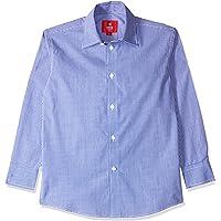 Boys' Fred Brack's Junior Brando Shirt, Navy, 7