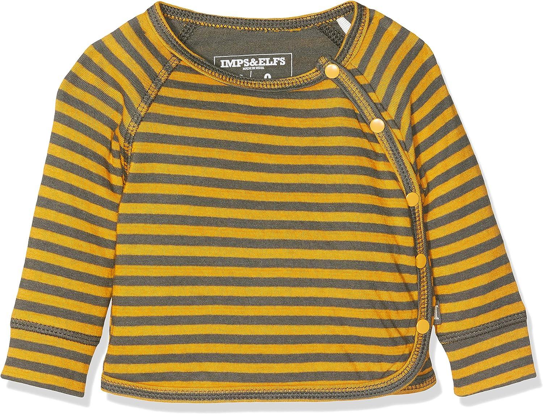 Imps/&Elfs Baby-Jungen B T-Shirt Long Sleeve Langarmshirt
