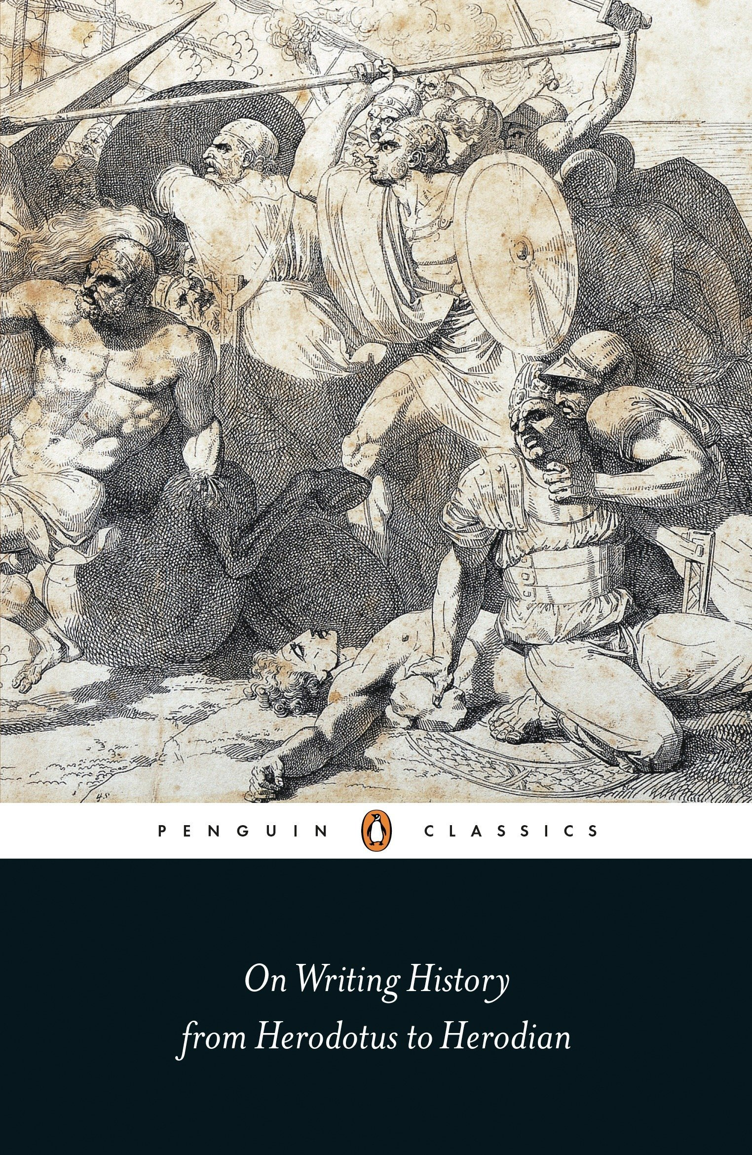 Read Online On Writing History from Herodotus to Herodian (Penguin Classics) pdf
