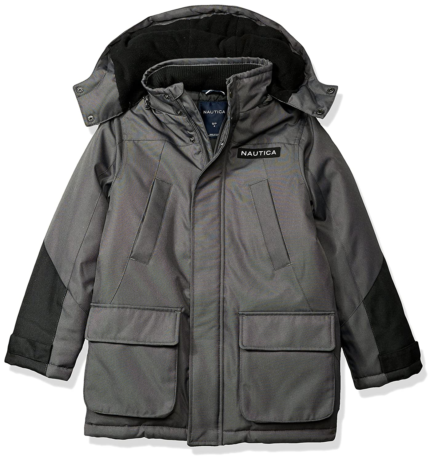 Nautica Little Boys Toddler Expedition Parka Nautica Children/'s Apparel