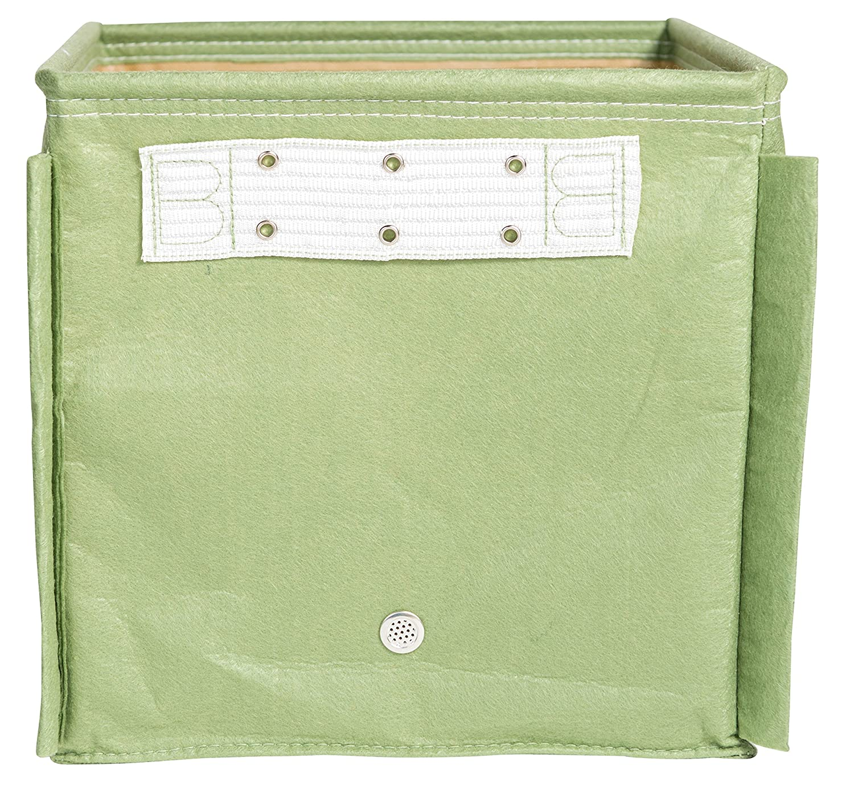 Bloem BloemBagz Pepper Planter Grow Bag, 8 Gallon, Living Green PEP-42 , 8 gal