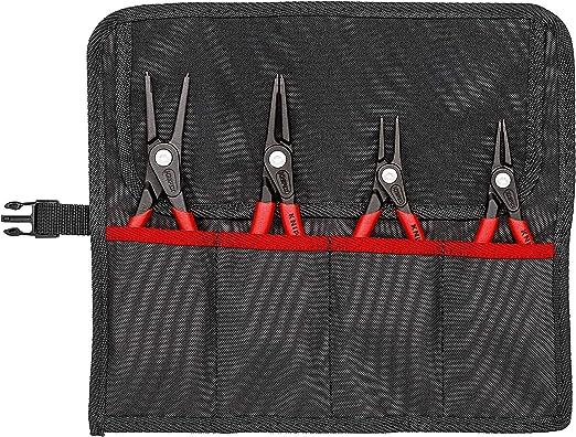 KNIPEX 00 19 57 Juego de alicates de precisión para arandelas 4 ...