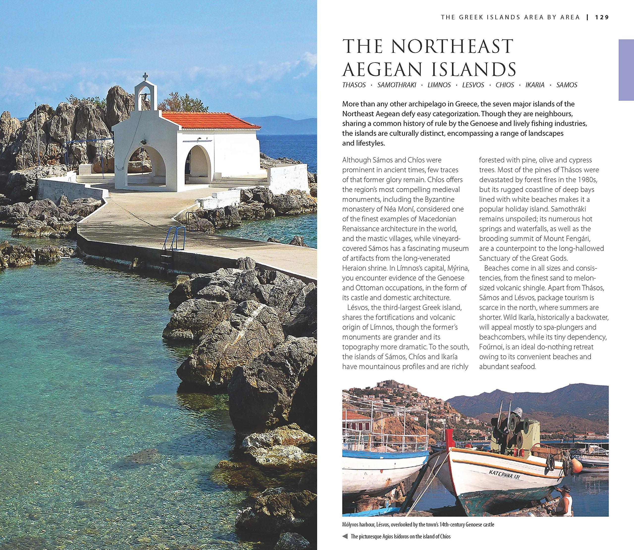 DK Eyewitness Travel Guide  The Greek Islands  DK Travel  9781465428219   Amazon.com  Books de258b1ba8b