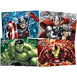 Marvel Avengers Assemble Platzsets, 4Stück