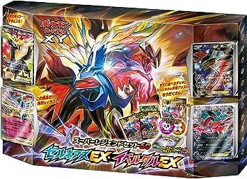 Pokemon XY Super Legend Card Game Set, 60 Pack, Japanese Version ...