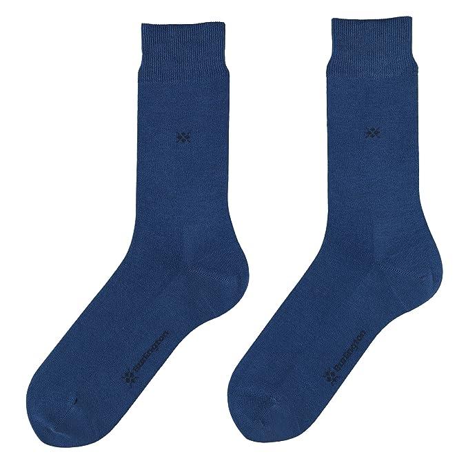 Burlington Dublin, Calcetines Hombre, Azul (Royal Blue 6051), 40/46 (Talla del fabricante: 40-46): Amazon.es: Ropa y accesorios