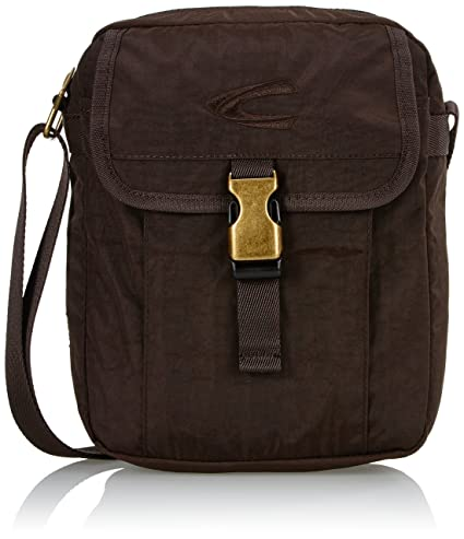 2642f10434e camel active Messenger Bag B00 909 20 Brown 4.0 liters: Amazon.co.uk:  Luggage