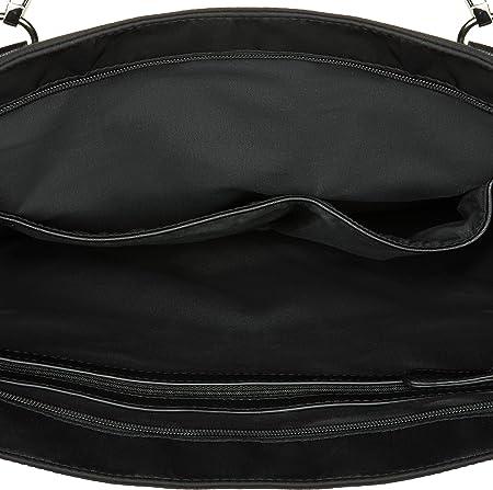 Herzmutter Bolso de Pañales-Cochecito - Bolsa de Pañales - Idrorepellente - Multifunzione-Sportivo-Spazioso - 4300 (Negro)