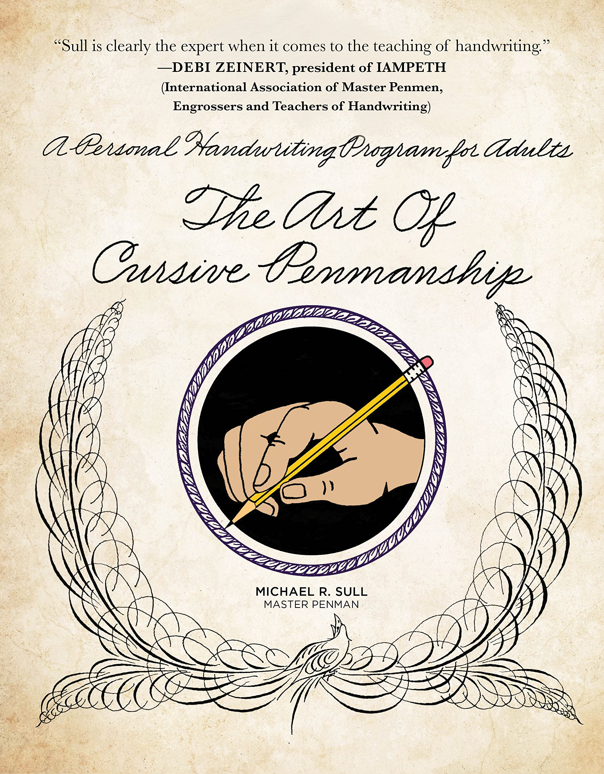 Download The Art of Cursive Penmanship: A Personal Handwriting Program for Adults pdf