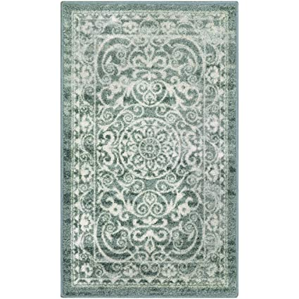 Maples Rugs Kitchen Rug   Pelham Non Skid Small Accent Throw Rugs [Made In  USA
