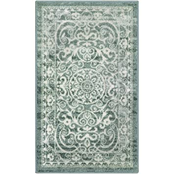 Amazon Com Maples Rugs Kitchen Rug Pelham Non Skid Small Accent