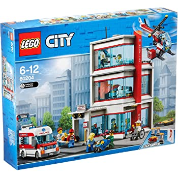 Amazon Lego City Helicopter Rescue 4429 Toys Games