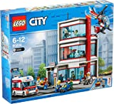 LEGO 60204 City Town City Hospital Building Set