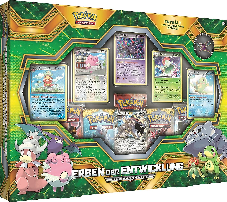 Pokemon Company 25949 Pkm Héritiers Le Développement Broches Ko