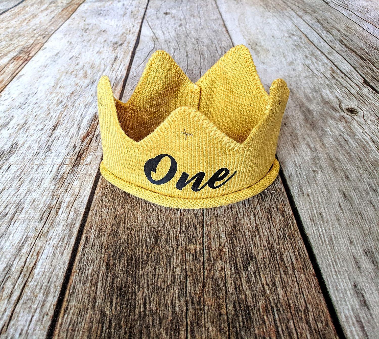 Baby Boys 1st Birthday Cake Smash Outfit// Prop.wild One Black//grey//yellow