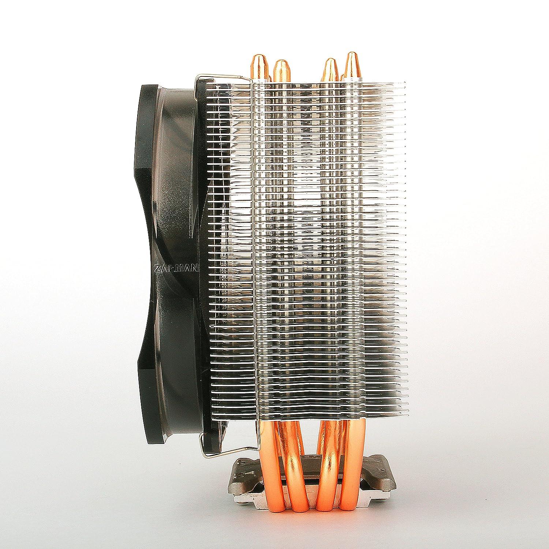 Zalman CNPS10X OPTIMA 2011 Procesador Enfriador - Ventilador de PC (Procesador, Enfriador, Socket AM1, Socket AM2, Socket AM3, Socket AM3, Socket AM3+, ...