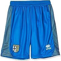 Errea Parma Calcio 2^19/20 Pantalones Cortos Deportivos, Unisex