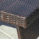 Lakeport Outdoor Wicker Table