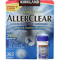 Kirkland Signature AllerClear 365 Tablets