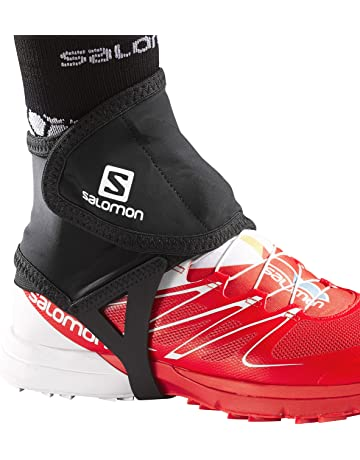 Salomon Trail Gaiters Low Polainas, Unisex Adulto