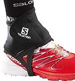 Salomon Trail Gaiters, Black, Small