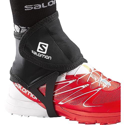Salomon Trail Low Gaiters, Short, 1 Pair