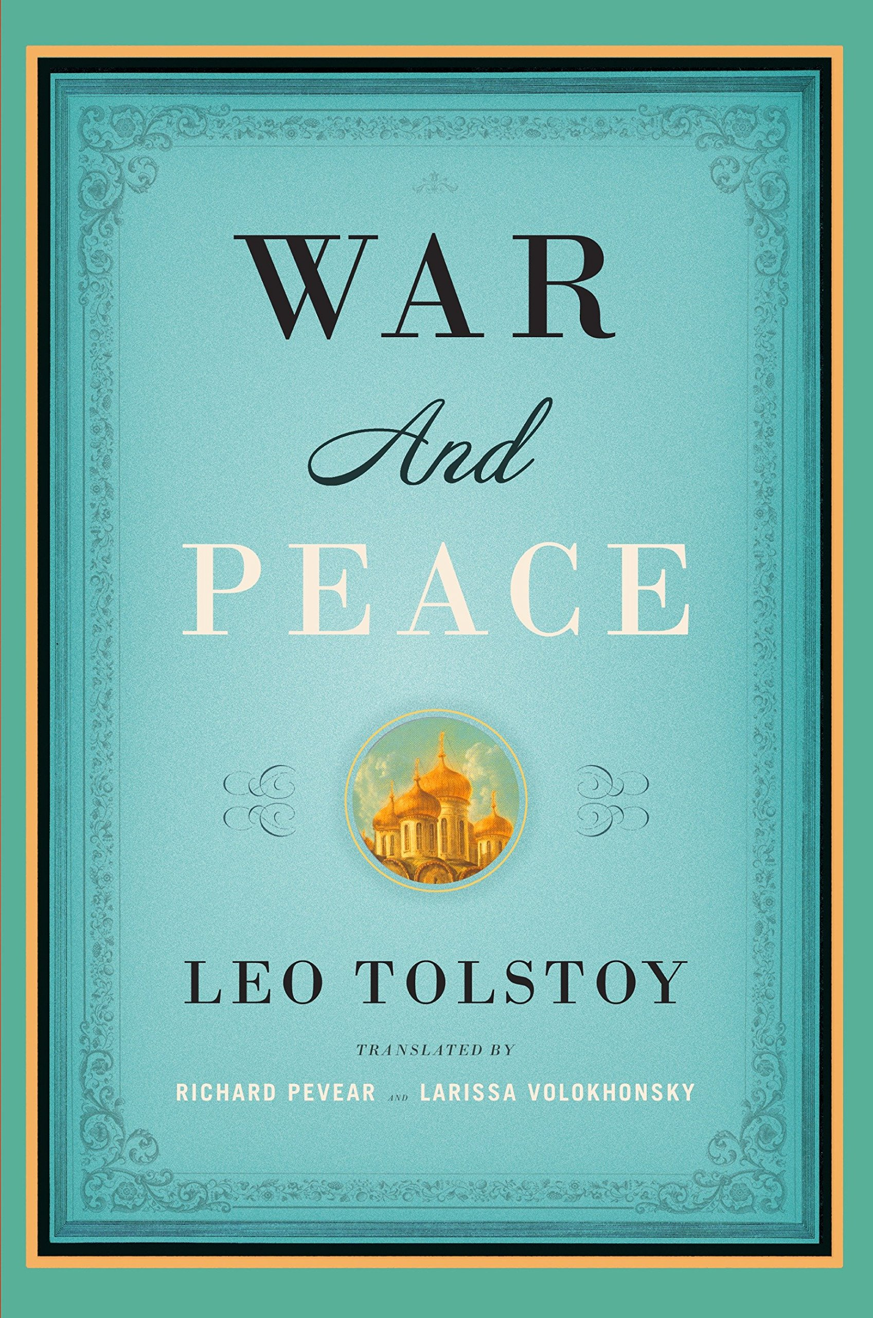 Amazon.com: War and Peace (Vintage Classics) (9781400079988 ...