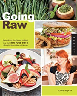 The everything raw food recipe book mike snyder 9781440500114 going raw everything you need to start your own raw food diet and lifestyle revolution forumfinder Images