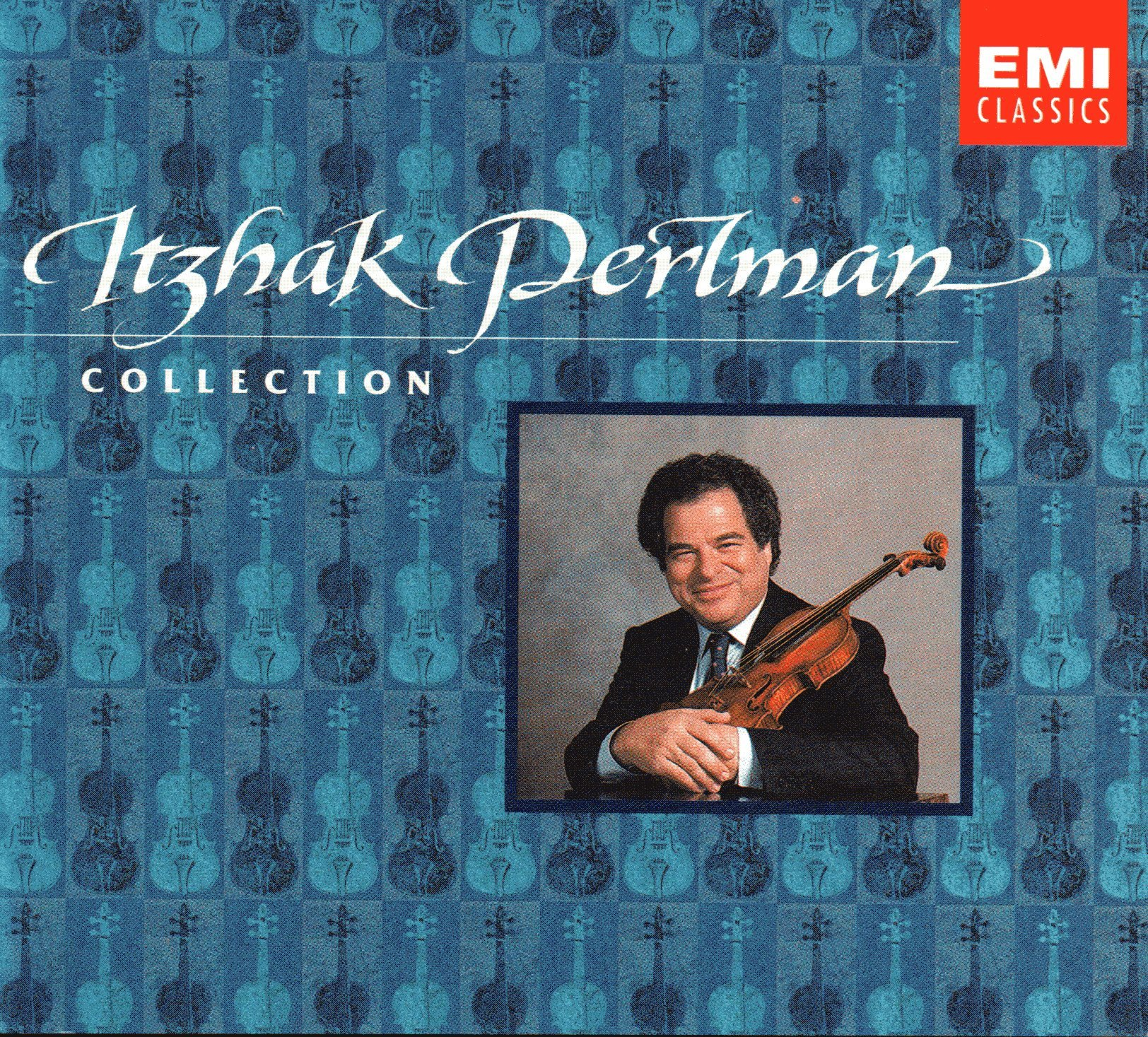 Itzhak Perlman Collection by EMI Distribution
